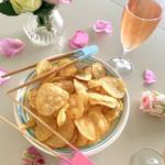 NipNap Lyseblå (1 stk.) Bestik til chips og snacks